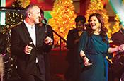 DWELL: Christmas with David & Nicole Binion