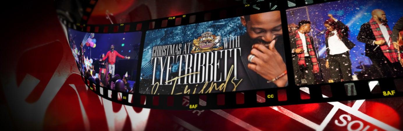 Christmas -  Tye Tribbet - Hero Banner