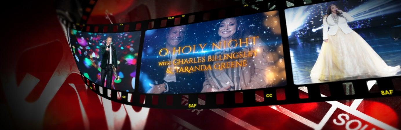 Holy Night - Charles - Hero Banner