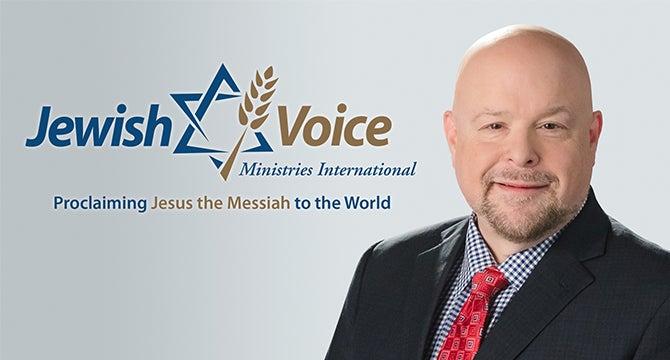Jonathan Bernis - Jewish Voice