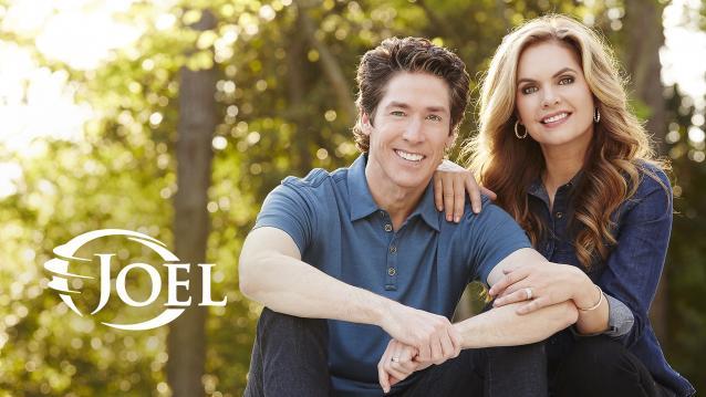 Joel & Victoria Osteen on TBN
