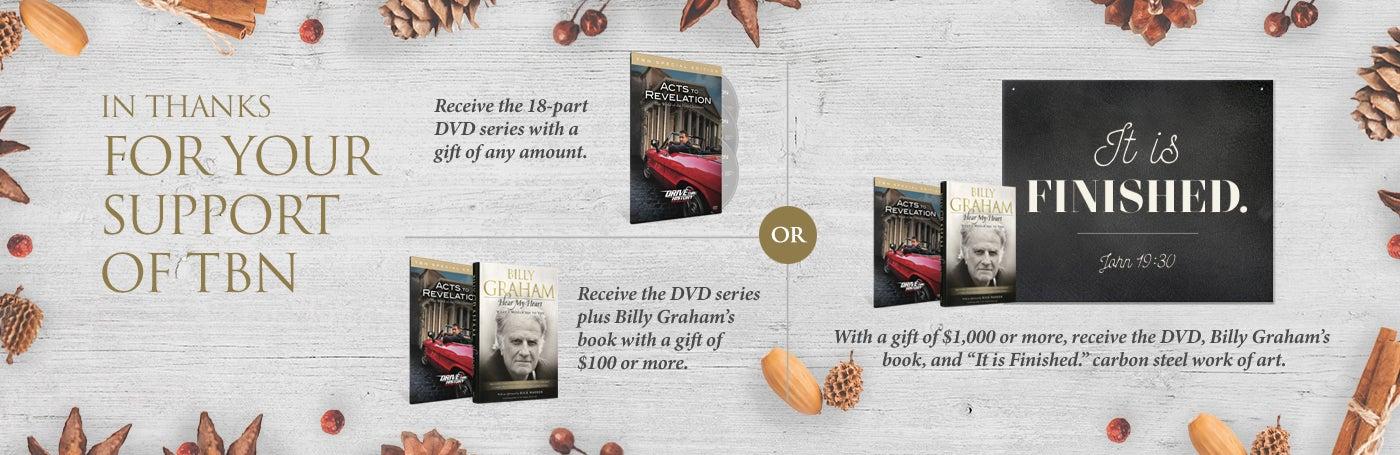 TBN November Gift Resource