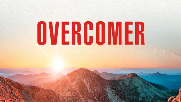 Overcomer - Banner