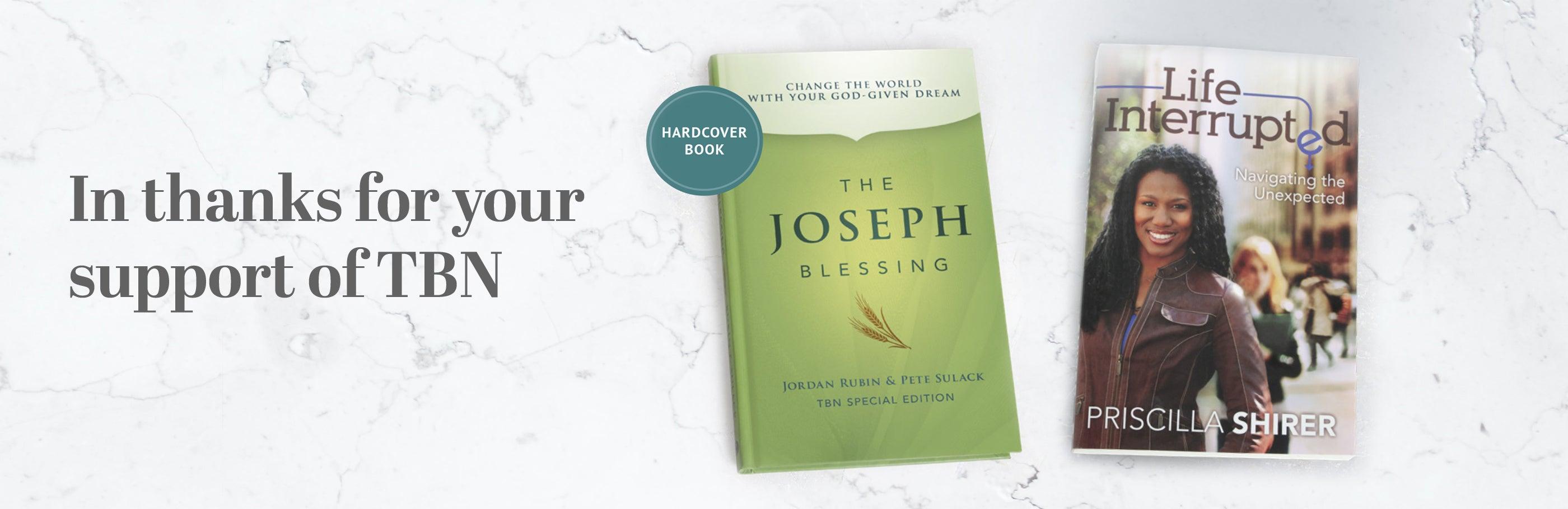 TBN July Gift Offer The Joseph Blessing