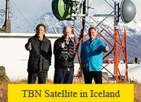 TBN Satellite in Iceland
