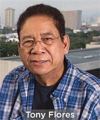 Tony Flores TBN's Asia Director
