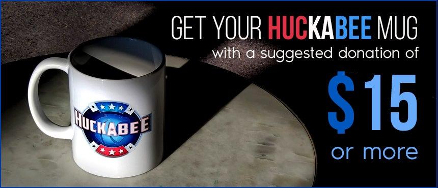 Huckabee Swag: Mug