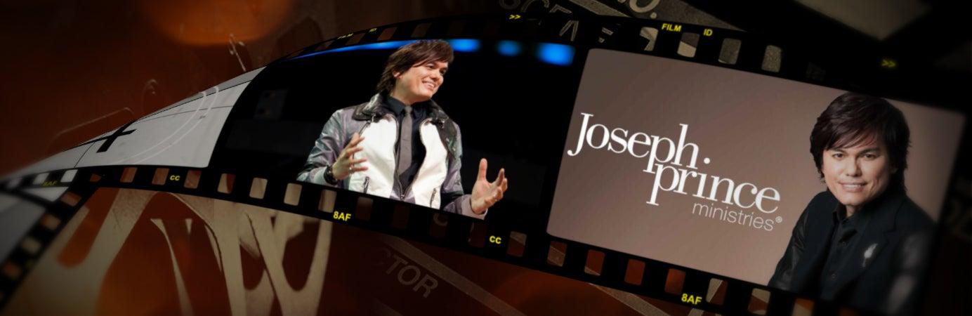 Joseph Prince on TBN