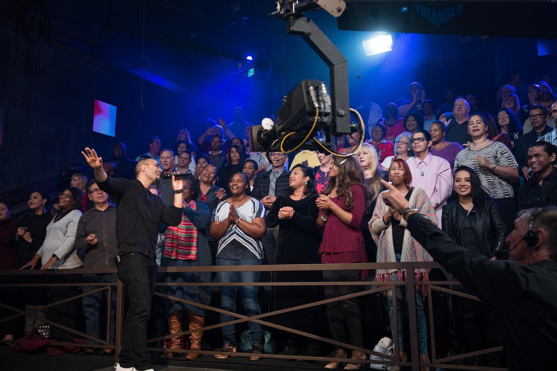 Praise Audience